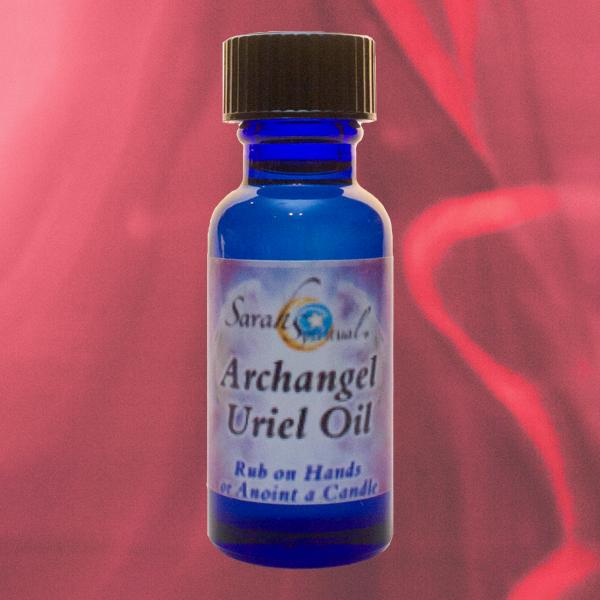 SarahSpiritual Archangel Uriel OIl