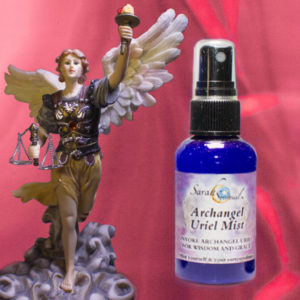 SarahSpiritual Archangel Uriel Mist
