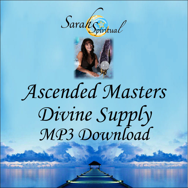 Ascended Masters Divine Supply