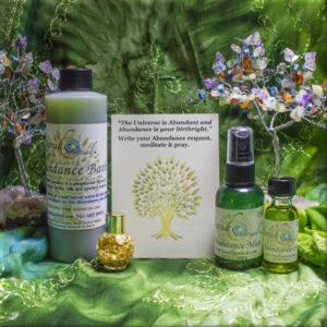 SarahSpiritual Abundance Collection