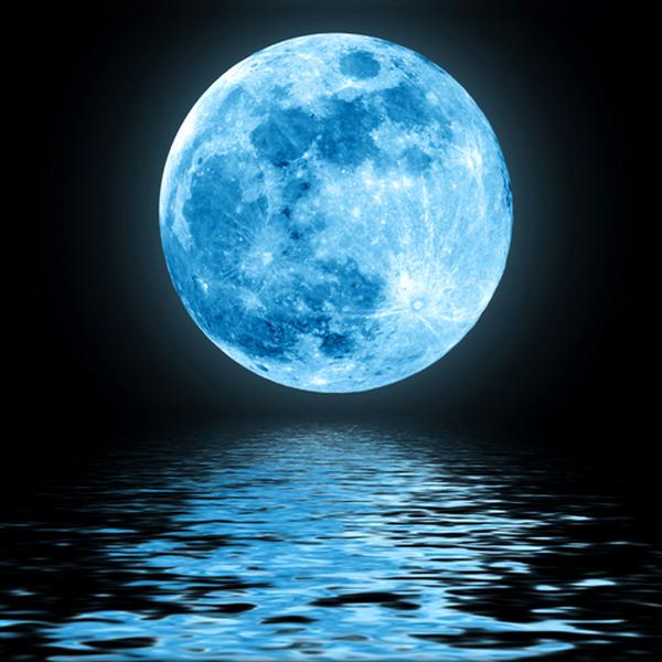 Blue Moon & Lunar Eclipse Ceremony