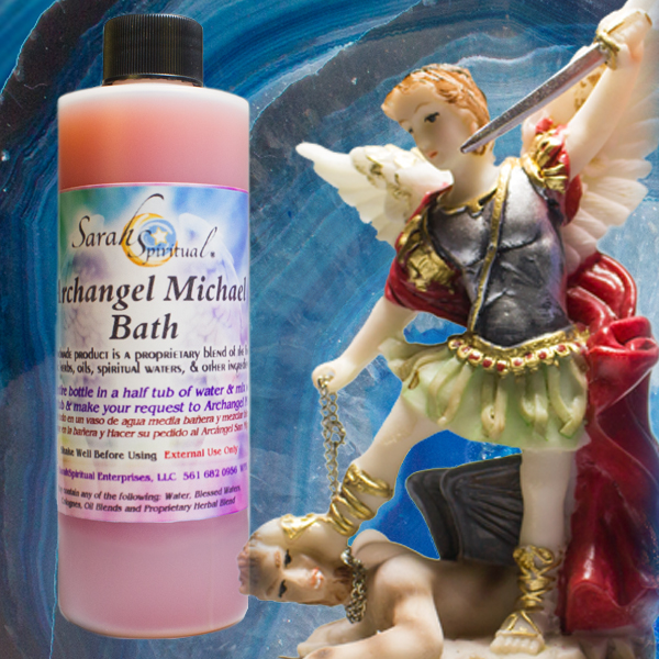Archangel Michael Bath