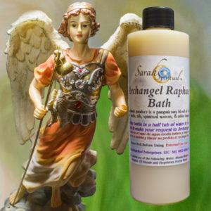 Archangel Raphael Bath