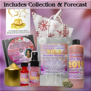 SarahSpiritual 2019 Forecast and Collection Package