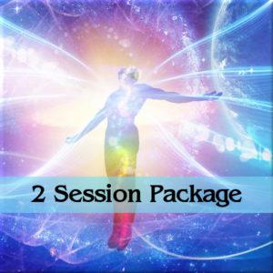 SarahSpiritual Soul Integration 2 Session Package