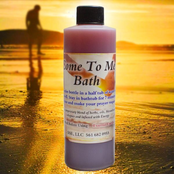 Come To Me Bath
