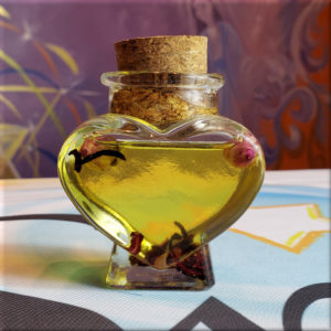 SarahSpiritual's Love's Eternal Essence Oil