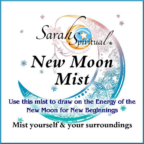 SarahSpiritual New Moon Mist