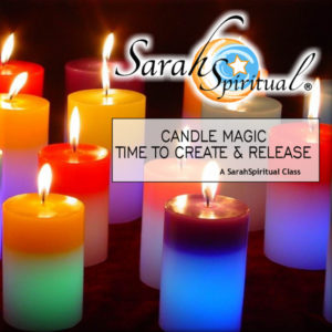 Class: Candle Magic Time to Create and Release