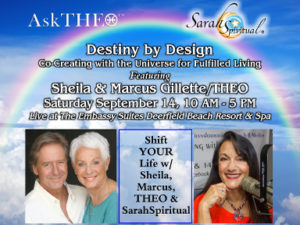 Join Us for Destiny by Design