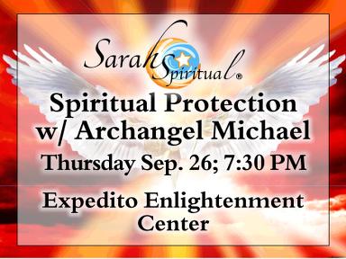 Spiritual Protection & Archangel Michael
