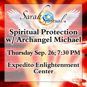 Spiritual Protection & Archangel Michael