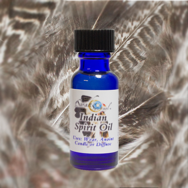 SarahSpiritual Indian Spirit Oil