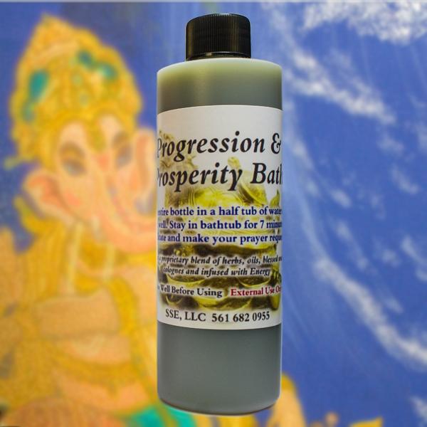 SarahSpiritual Progression and Prosperity Bath