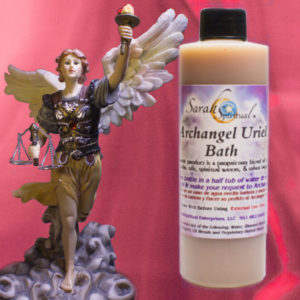 SarahSpiritual Archangel Uriel Bath