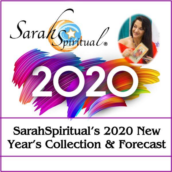 SarahSpiritual 2020 Collection and Forecats Package