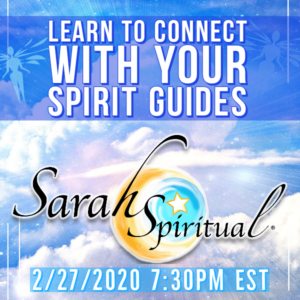 Learn To Connect with Your Spirit Guides