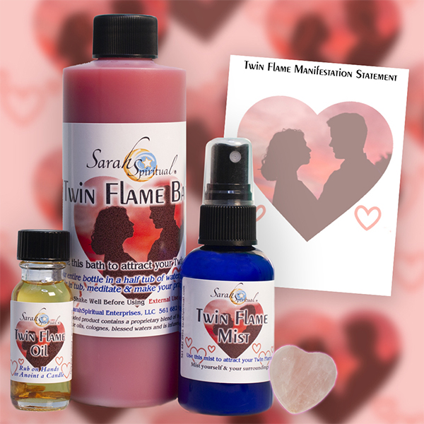 Twin Flame Manifestation Collection